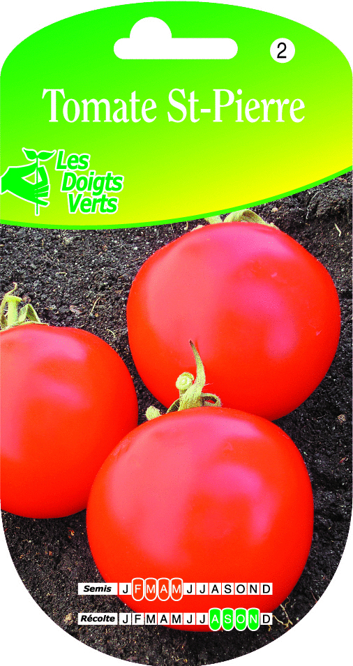 Tomate saint pierre jardinerie en ligne cote jardin for Jardineries en ligne