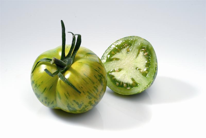 tomate green zebra c t. Black Bedroom Furniture Sets. Home Design Ideas