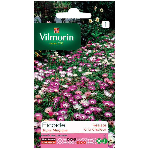 Fico de tapis magique cote jardin jardinerie en ligne for Jardinerie en ligne