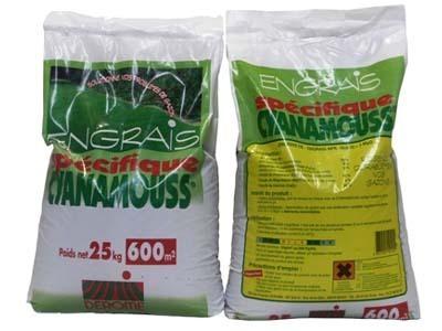 C t jardin engrais cyanamouss 25kg jardinerie en ligne for Engrais 3 fois 15