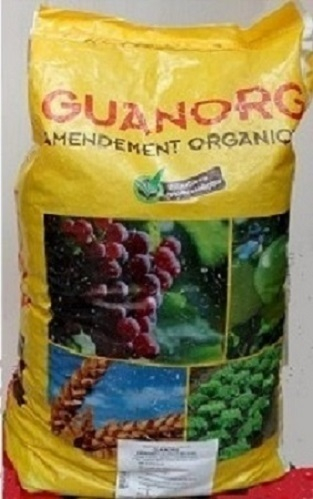 AMENDEMENT ORGANIQUE GUANORG 25KG