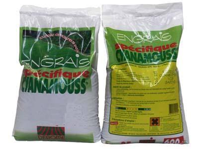 Cote jardin engrais cyanamouss 10kg jardinerie for Engrais 3 fois 15