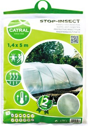 Film de protection stop insectes